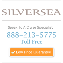 Silversea — The Ultimate Luxury Cruise Vacation.