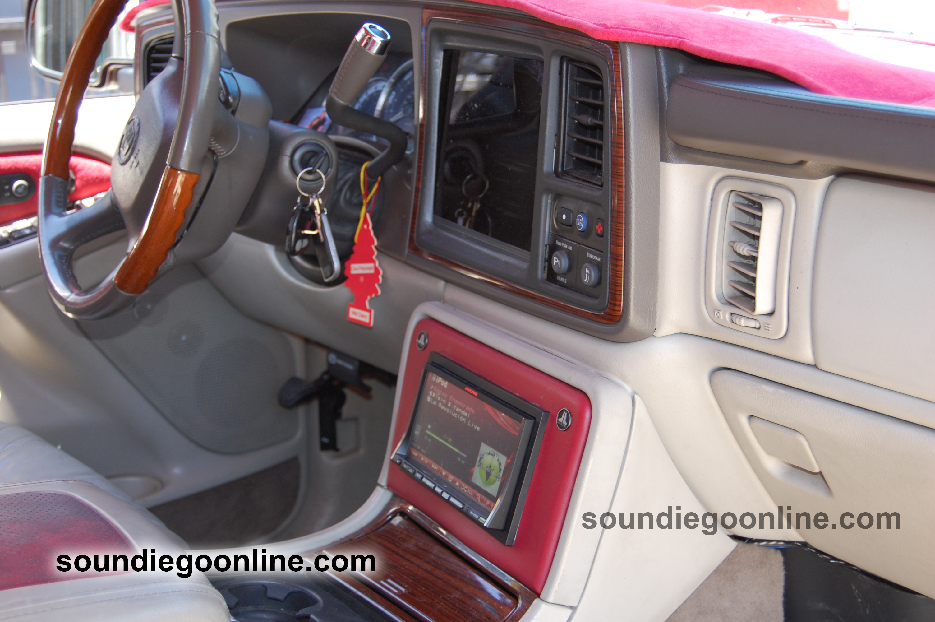 San Diego Custom Car Stereo Installation Leaders