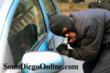 Car alarm San Diego