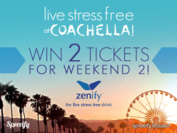 Spreeify Hosts Coachella Tickets Giveaway