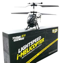 iHelicopter With Camera