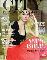 Hair Direct is featured in the spring issue City Style And Living
