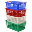 JustPlasticBoxes.com Continues to Expands Product Lines; Adds New Categories of Storage Baskets, Office Organization and Classroom Storage Boxes