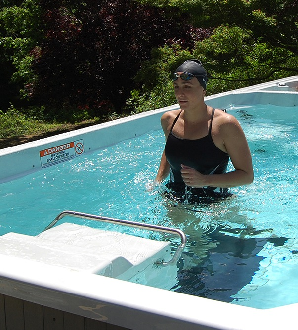Water Workouts Five Aquatic Exercise Advantages