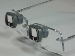 Bioptic Telescopic glasses