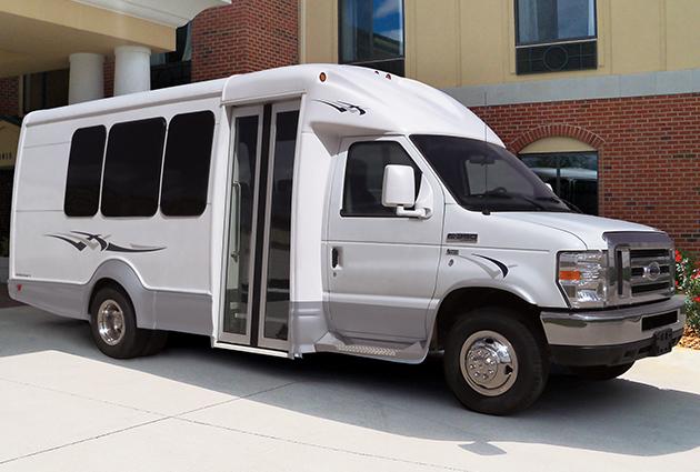 carpenter bus sales introduces a safer alternative to 15 passenger vans the starcraft. Black Bedroom Furniture Sets. Home Design Ideas