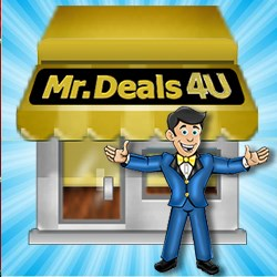 Mr.Deals is offering merchants up to 90% to be able to list their products as daily deals.