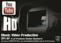 Hackney Road's Music Video Production Company
