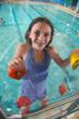 Climbing Wall Industry Innovates with Clear Climbing Walls for Swimming Pools