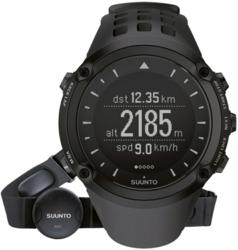 suunto ambit, paddling, watch