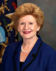 U.S. Sen. Debbie Stabenow (MI) honored with 2013 Wetland Conservation Achievement Award by Ducks Unlimited