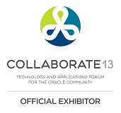 Collaborate 13 Official Exhibitor