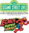 Elmo's Super Heroes – Elmo, Super Grover and Friends Arrive at Stamford's Palace Theatre on April 17