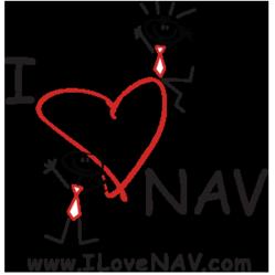 I Love NAV logo