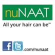 nuNAAT logo with social media handles