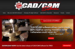 CAD/CAM Software Website