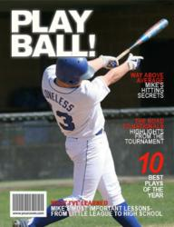 Baseball Personalized Magazine Cover from YourCover