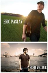 2013 Fun Fest Headliner Eric Paslay and opener Reed Waddle