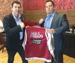 Mike Alvarado Boxing