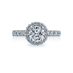 tacori engagement ring 38-25RD65