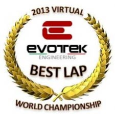 Evotek SYM World Championship 'BEST LAP' 2013
