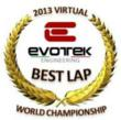 The Evotek SYM World Championship 'BEST LAP' 2013 begins under the auspices of Evotek Engineering and EvotekUS, LLC