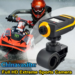 Full HD Extreme Sports Action Camera
