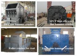 High-efficiency coal crushers