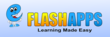 EFlashApps Logo - Learning Made Easy