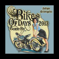 Bikes of Days Gone By Antique Bike Show