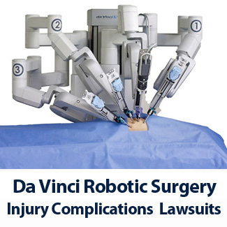 Oh Law Firm >> Da Vinci Robotic Surgery Complications Scrutinized By The FDA After Injuries Mount, Comments ...