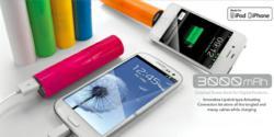 Plox portable 300mAh portable charger