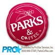 Parks Coffee, distributed by ProStar Services, Inc.