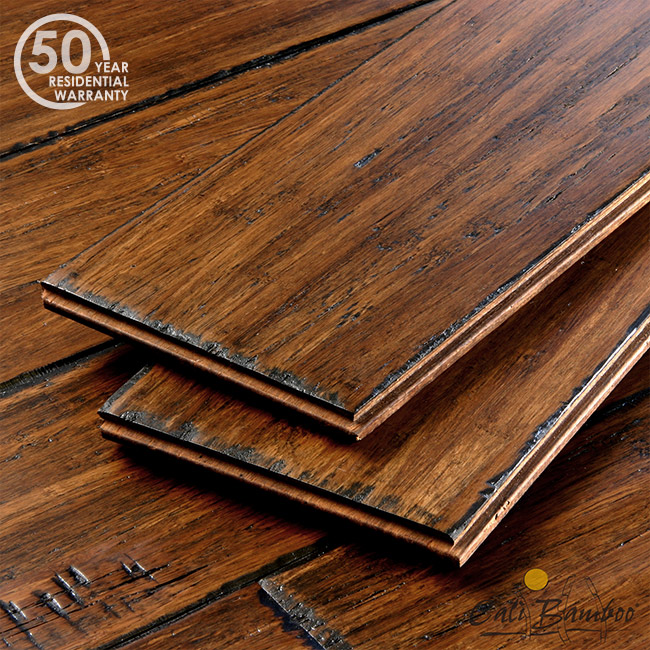 Cali Bamboo Flooring Now Backed By 50 Year Warranty