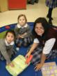 Jessica Janus of Homer Glen helps Preschool Students Serve Babies in Need