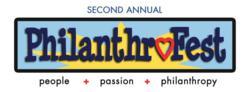 PhilanthroFest Logo