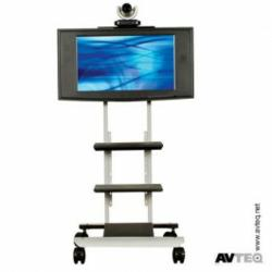 Telemedicine Kit Cart from VoIP Supply Powered by LifeSize Video Conferencing