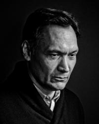 Miami photographer Brian Smith celebrity portrait photograph of Jimmy Smits