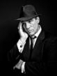 Miami photographer Brian Smith celebrity portrait photograph of Robert Davi