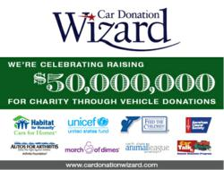 Car Donation Wizard