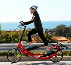 ElliptiGO launches Red ElliptiGO 8C and 3C Models available at Leisure Fitness