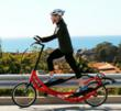 ElliptiGO Outdoor Elliptical Releases New Red 8C and 3C Models...