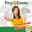KFR/Power 98.3 and 1 Stop Title Loans present A Grand In Your Hand
