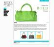 Silk Alley PhotoBiz HTML5 Content Site