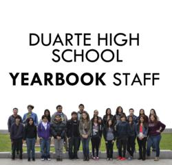 Duarte High School Yearbook Staff