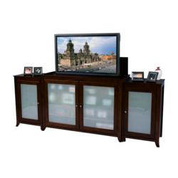 Tuscany Living Room Espresso TV Stand