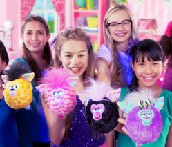 Tween and teen girls love I Luv Shmoozee