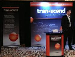 Trancend Booth at LeadsCon