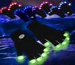 LED Gloves from Glowsource.com
