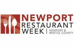 Newport Restaurant Week Spring 2013 logo